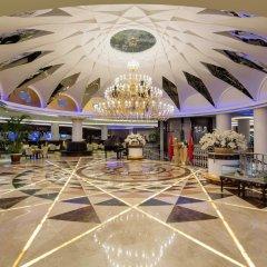 Crystal Sunset Luxury Resort & Spa Турция, Сиде - 1 отзыв об отеле, цены и фото номеров - забронировать отель Crystal Sunset Luxury Resort & Spa - All Inclusive онлайн интерьер отеля фото 2