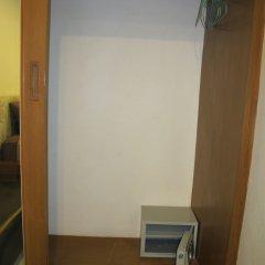 Апартаменты Rouge Service Apartments Паттайя сейф в номере