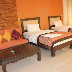 Отель Sooksabai Jomtien Beach Таиланд, Паттайя - отзывы, цены и фото номеров - забронировать отель Sooksabai Jomtien Beach онлайн комната для гостей фото 5