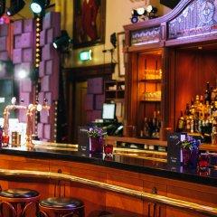 Отель Nh Amsterdam Schiller Амстердам гостиничный бар