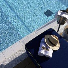 Отель Indigo Tel Aviv - Diamond Exchange Рамат-Ган сейф в номере