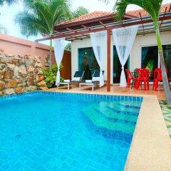 Отель Magic Villa Pattaya бассейн фото 3