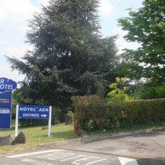 Отель Aer Франция, Озвиль-Толозан - отзывы, цены и фото номеров - забронировать отель Aer онлайн парковка
