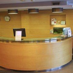 Отель Abbot Испания, Барселона - 10 отзывов об отеле, цены и фото номеров - забронировать отель Abbot онлайн интерьер отеля фото 2
