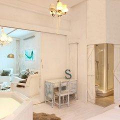 Отель Pink House Барселона комната для гостей