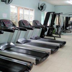 PJ Phuket Town Hotel фитнесс-зал