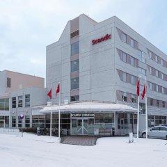 Отель Scandic Kirkenes Норвегия, Киркенес - отзывы, цены и фото номеров - забронировать отель Scandic Kirkenes онлайн вид на фасад