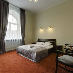 Гостиница Адажио комната для гостей фото 2
