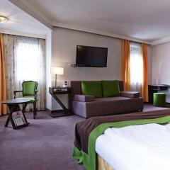 Отель Der Salzburger Hof Австрия, Зальцбург - 1 отзыв об отеле, цены и фото номеров - забронировать отель Der Salzburger Hof онлайн комната для гостей фото 4
