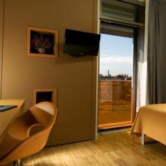 Отель Camplus Living Bononia комната для гостей