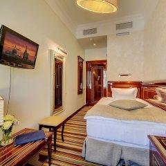 Бутик-отель Золотой Треугольник комната для гостей фото 13