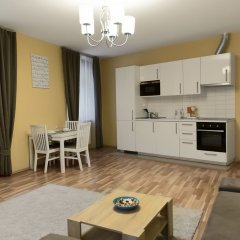Апартаменты Apartment for 10 Guests Top Center of Prague в номере