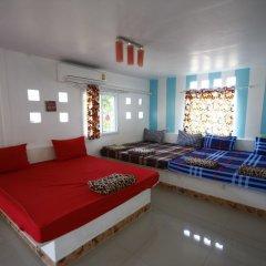 Отель SlowLife Resort комната для гостей фото 2