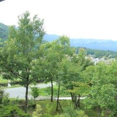Отель Tabinoyado Asonoyu Минамиогуни приотельная территория