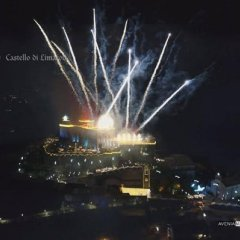 Отель Castello di Limatola Сан-Никола-ла-Страда фото 2