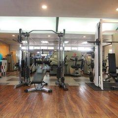 Copantl Hotel & Convention Center фитнесс-зал