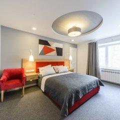 Гостиница Partner Guest House Khreschatyk комната для гостей фото 5
