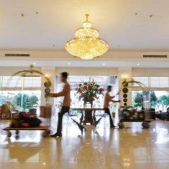Champasak Grand Hotel интерьер отеля