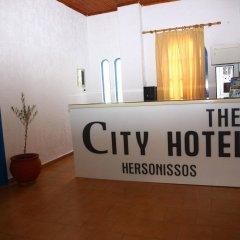 City Green Hotel интерьер отеля