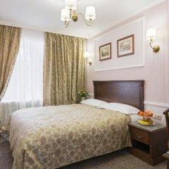 Гостиница Старый Город на Кузнецком 3* Стандартный номер двуспальная кровать фото 6