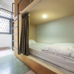 Sloth Hostel Бангкок комната для гостей фото 4