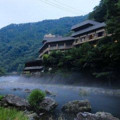 Отель Hakkei Мисаса приотельная территория фото 2