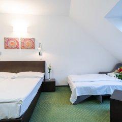 Novum Hotel Vitkov комната для гостей фото 14