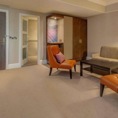 Отель Hilton Edinburgh Carlton Великобритания, Эдинбург - 1 отзыв об отеле, цены и фото номеров - забронировать отель Hilton Edinburgh Carlton онлайн комната для гостей фото 5
