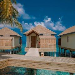 Отель Reethi Faru Resort 5* Вилла с различными типами кроватей