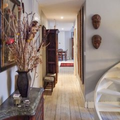 Апартаменты Apartment With 2 Bedrooms in Saumur, With Wonderful City View and Wifi Сомюр интерьер отеля