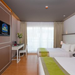 Отель Best Western Patong Beach Пхукет комната для гостей фото 5