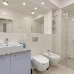 Апартаменты Lion Apartments -Chopina 29 ванная