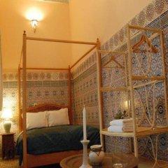 Отель Dar Jameel Марокко, Танжер - отзывы, цены и фото номеров - забронировать отель Dar Jameel онлайн ванная фото 2