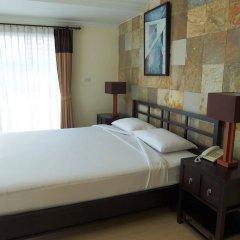 Отель Cnc Heritage Бангкок сейф в номере