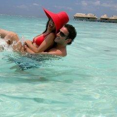 Отель Sofitel Moorea la Ora Beach Resort Французская Полинезия, Папеэте - 1 отзыв об отеле, цены и фото номеров - забронировать отель Sofitel Moorea la Ora Beach Resort онлайн приотельная территория фото 2