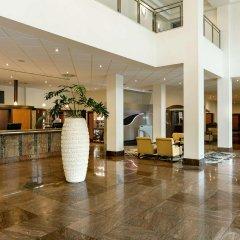 Отель Hilton Nuremberg интерьер отеля