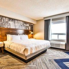 Отель Four Points by Sheraton Toronto Airport East Канада, Торонто - отзывы, цены и фото номеров - забронировать отель Four Points by Sheraton Toronto Airport East онлайн комната для гостей