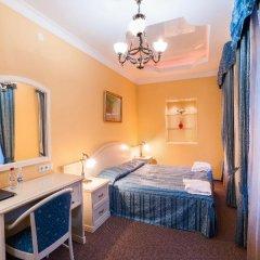 Мини-Отель Комфитель Александрия 3* Стандартный номер с двуспальной кроватью фото 9