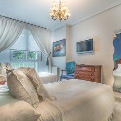 Отель Apartamentos Las Brisas Испания, Сантандер - отзывы, цены и фото номеров - забронировать отель Apartamentos Las Brisas онлайн комната для гостей фото 2