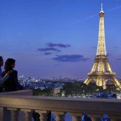 Shangri-La Hotel Paris Париж балкон