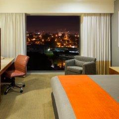 Отель Real Inn Guadalajara Expo комната для гостей фото 6