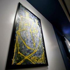 Отель KOTEL YAJA sadang art gallery интерьер отеля фото 3