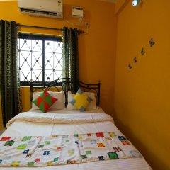 Апартаменты OYO 12304 Home Cozy Studio Baga Гоа комната для гостей фото 3