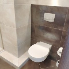 Отель Apartamenty Cuba Польша, Познань - отзывы, цены и фото номеров - забронировать отель Apartamenty Cuba онлайн ванная фото 2