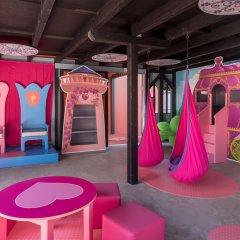 Отель Barcelo Castillo Beach Resort детские мероприятия