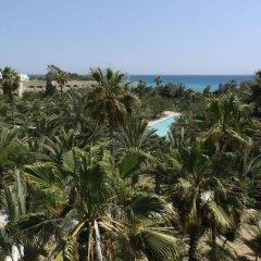 Отель Mediterranee Thalasso-Golf Хаммамет пляж