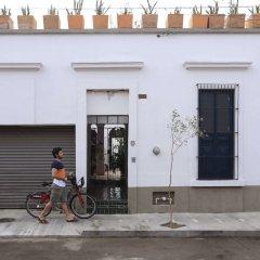 Отель Casa Blanco by Barrio Mexico Мексика, Гвадалахара - отзывы, цены и фото номеров - забронировать отель Casa Blanco by Barrio Mexico онлайн спортивное сооружение