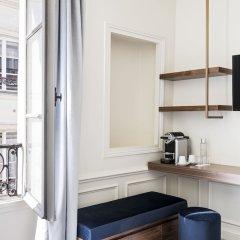 Отель VERNEUIL Париж фото 3