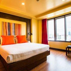 Отель Bangkok Cha-Da Hotel Таиланд, Бангкок - отзывы, цены и фото номеров - забронировать отель Bangkok Cha-Da Hotel онлайн комната для гостей фото 2