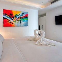 Отель The View Phuket удобства в номере